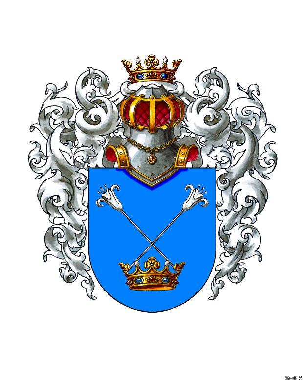 фамильные гербы россии